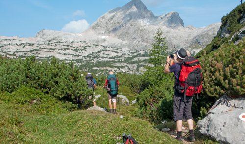 Artikelbild zu Artikel Gemeinschaftstour durch die Berchtesgadener Alpen 2018