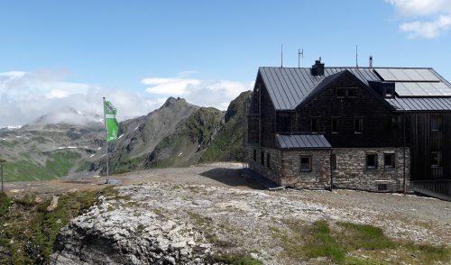 Artikelbild zu Artikel Wegebaueinsatz an der Hagener Hütte