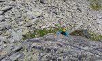 Klettern im 3 Grad