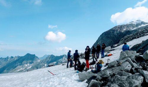 Artikelbild zu Artikel Alpiner Basiskurs 2019